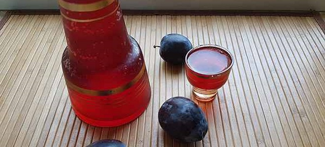 Вино из сливы с добавлением дрожжей