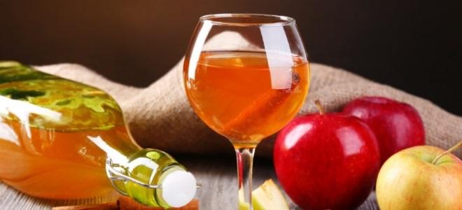 Вино из яблочного пюре