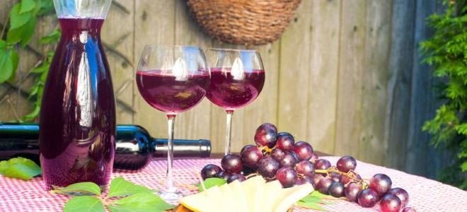 вино из жмыха винограда