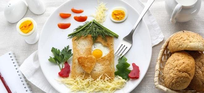 Что лучше приготовить на завтрак