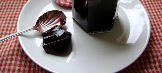 желе из черноплодной рябины рецепт на зиму