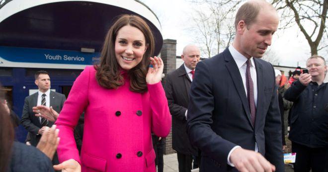 Третий ребенок принца Уильяма может появиться на свет в государственный праздник