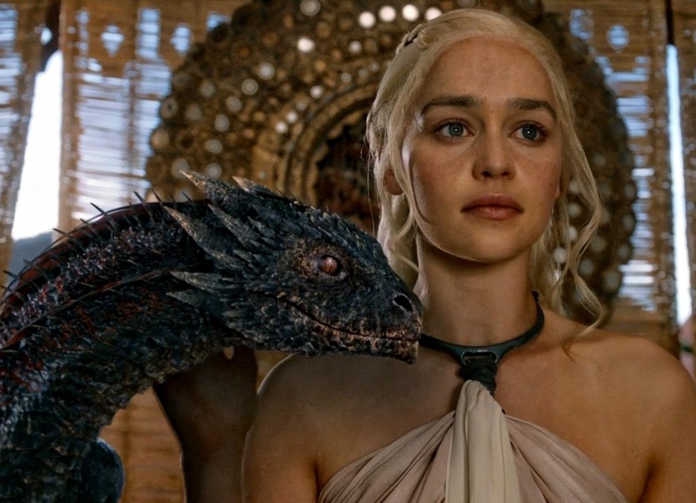 фото мать драконов из игры своим