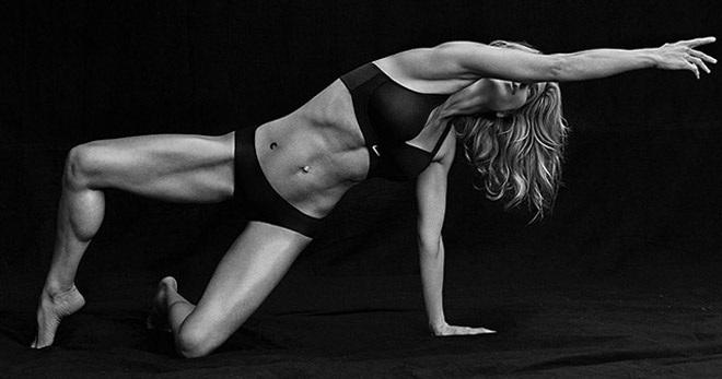 Жена и фитнес фото — photo 2
