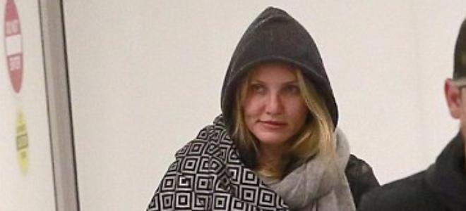 Камерон Диаз поправилась из-за приема гормональных лекарств