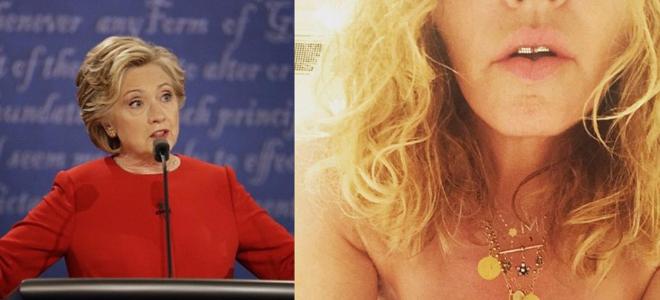 Вот что обещала Мадонна тем, кто поддержал бы Хиллари Клинтон!