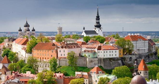 Таллин, Эстония - информация о городе