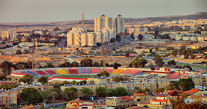 Беэр-Шева Израиль о городе достопримечательности с фото