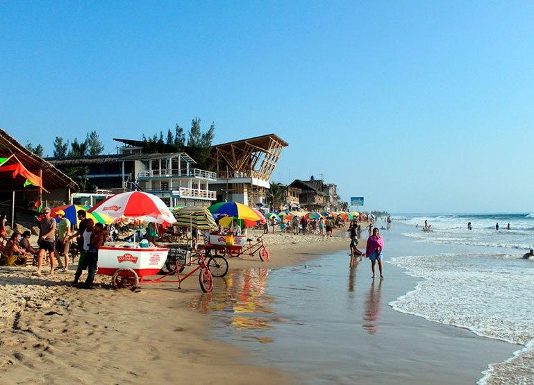 как эквадор фото пляжей можете