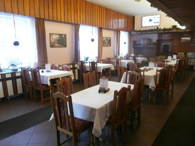 Рестораны в Карловой-Студанке