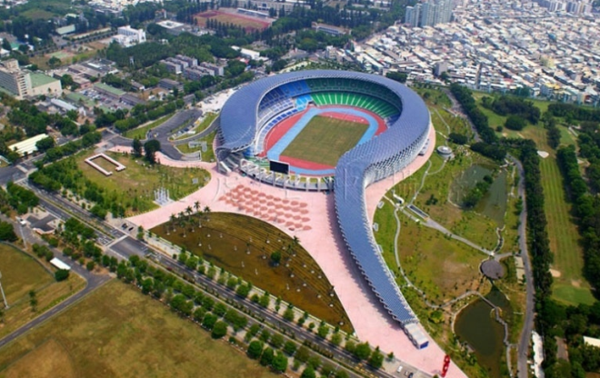 Стадион Гаосюн