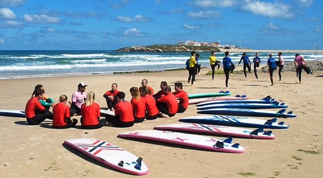 Baleal Surf Camp