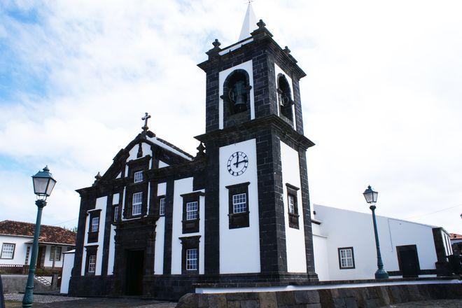 Церковь Санта-Круз, Грасиоза