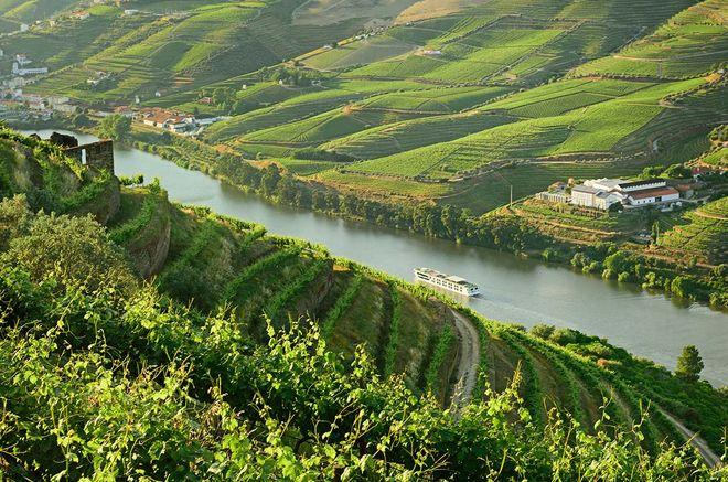 Речной круиз в Португалии