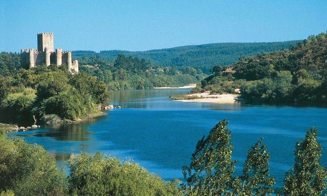 Река Тежу, Португалия