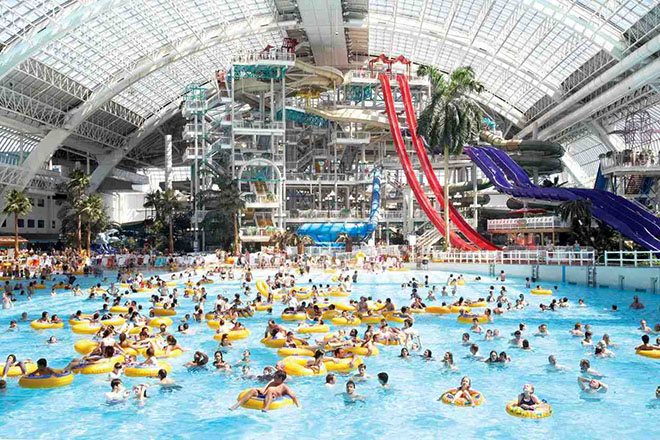 Аквапарк World Waterpark