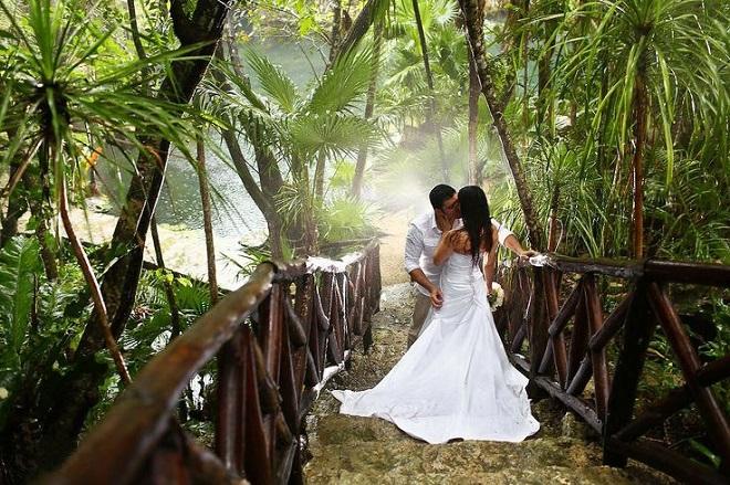 Райская свадьба