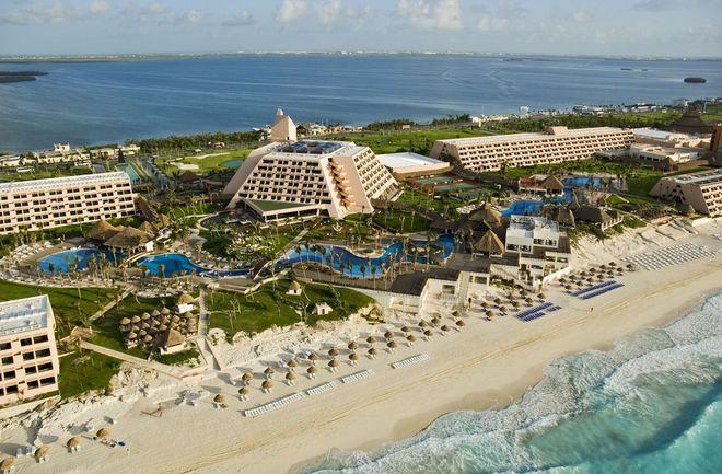 Отель Grand Oasis Resort, Канкун