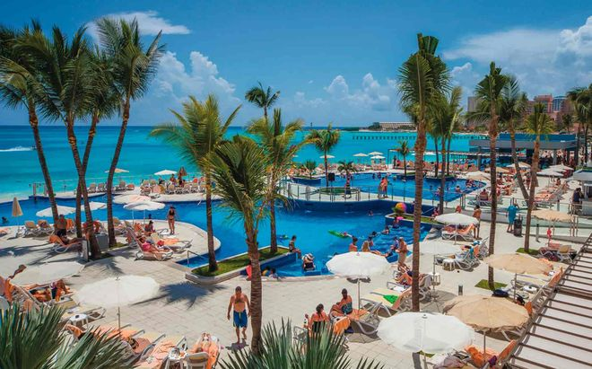 Отель Riu Cancun, Канкун