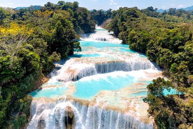Природная красота Мексики