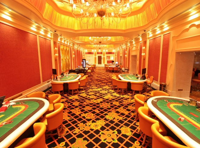 Казино Bellagio Colombo Casino