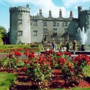 CASTELO DE GOWRAN, IRLANDA