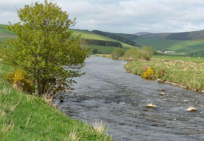 Река Дун, Шотландия