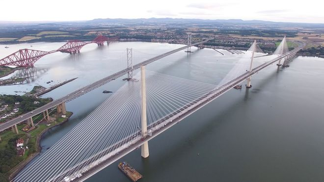 Река Форт, Шотландия