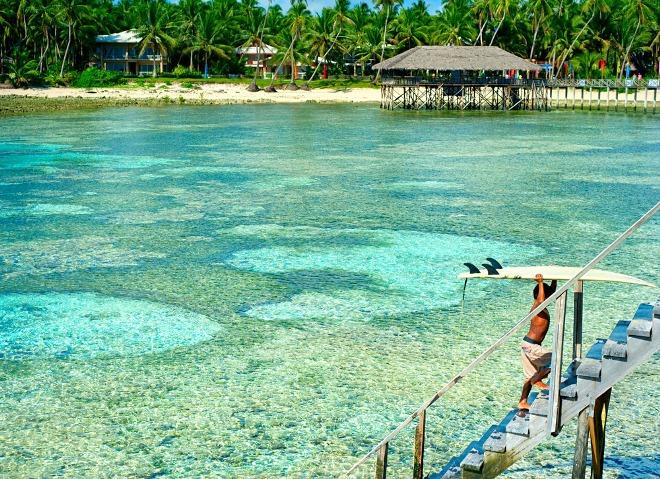 Остров Сиаргао