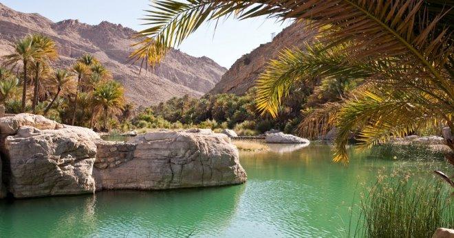 Оман – вади