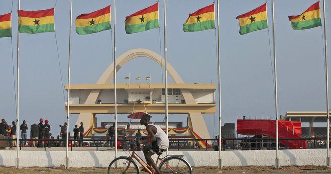 Виза в Гану