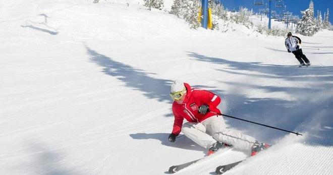 Секс фото на горнолыжного — pic 7