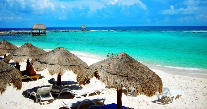 20 лучших пляжей Мексики - список фото описание карта