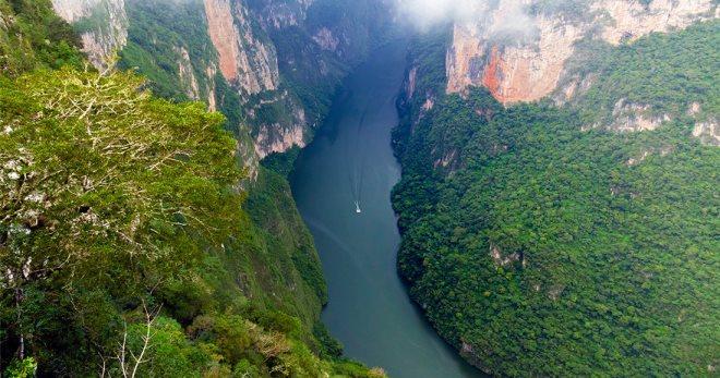 Реки Мексики