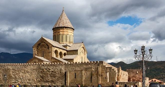 Монастыри в Грузии - фото, описание монастырей в Грузии