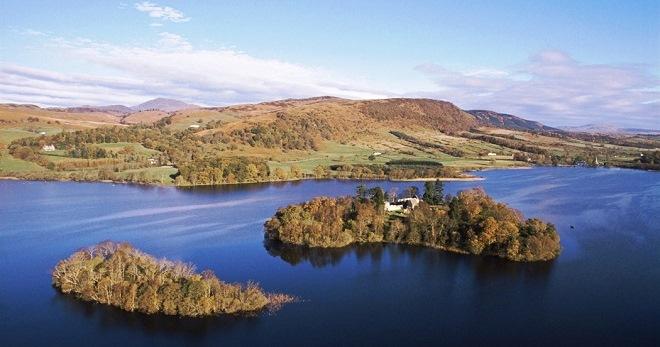 Озера Шотландии