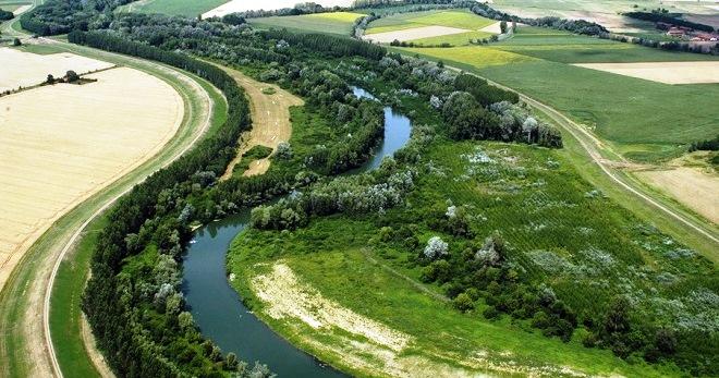 Реки Венгрии