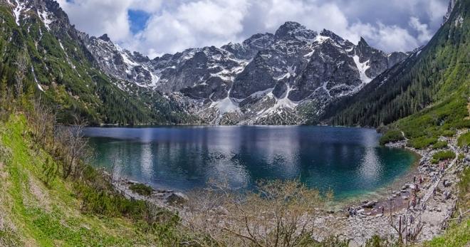 Озера Польши
