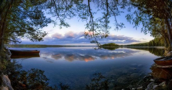 Реки Финляндии