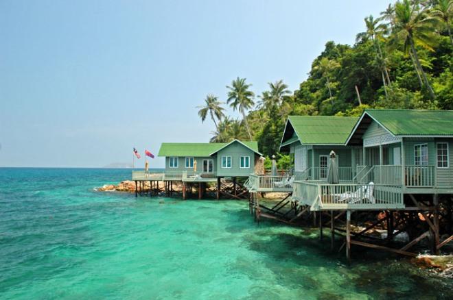 bungalo i tishina - Обзор лучших курортных зон Малайзии.