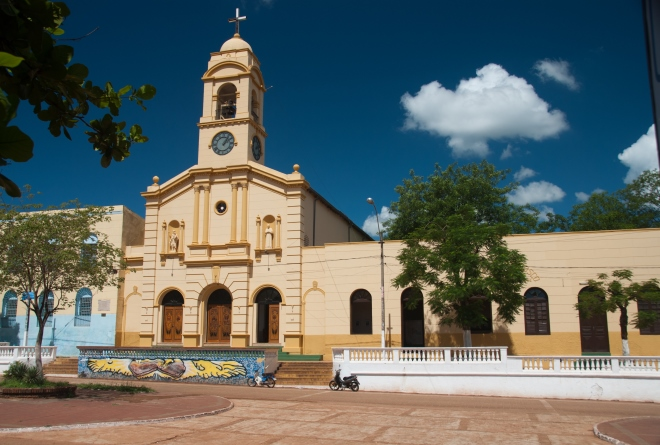 Церковь Iglesia de Concepcion