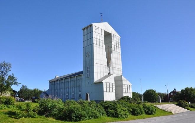 Церковь полярного моря