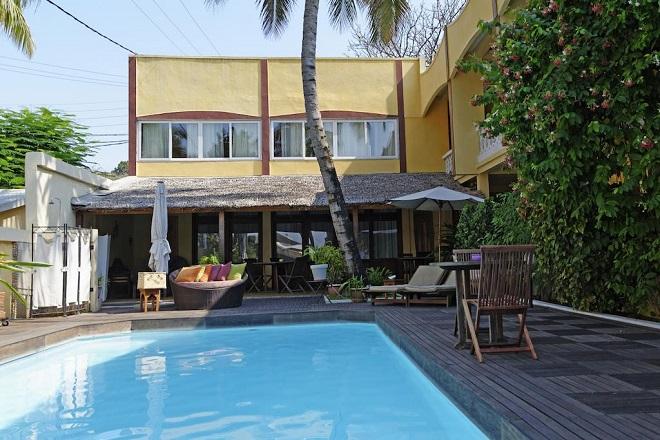 Hôtel Restaurant Coco Lodge Majunga
