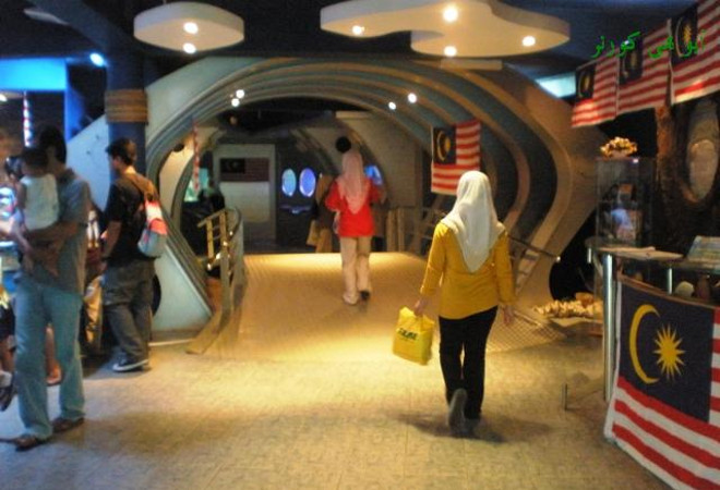 Морской музей Лабуана