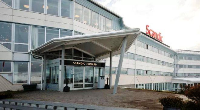 Отель Scandic Тромсе Тромсе otel scandic
