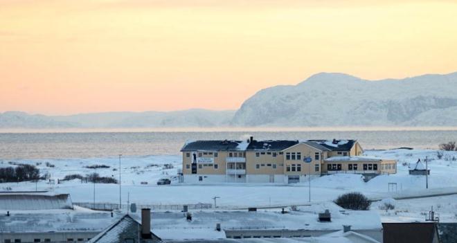 Отель Vadso Fjordhotell AS