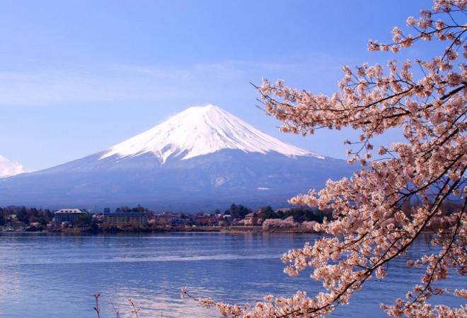 Озеро Яманака
