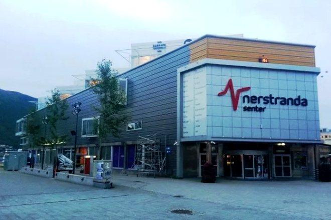 Торговый центр Nerstranda Senter Тромсе Тромсе torgovyy centr nerstranda senter