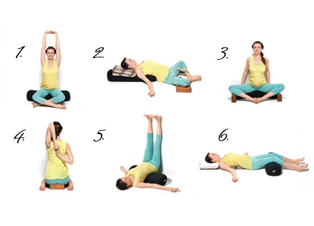Гимнастика для беременных в домашних условиях. Упражнения 65