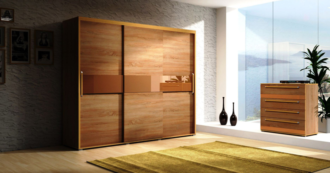 Фурнитура для шкафов-купе как основа функционального дизайна
